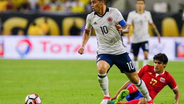 Colômbia perde e pode encarar o Brasil nas quartas da Copa América