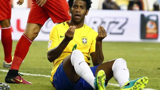 Brasil tem pior aproveitamento  na Copa América desde 1923