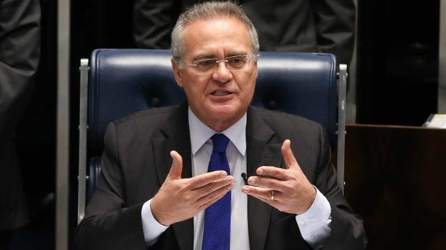 Renan acusa Temer de negociar com Janot para salvar amigos