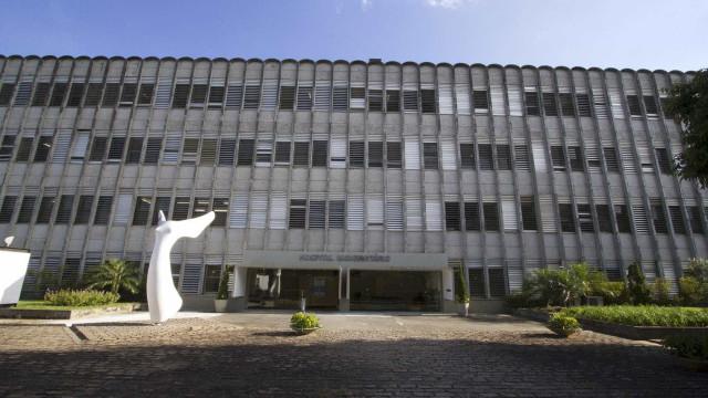 Hospital Universitário da USP ficamais de dois dias sem água