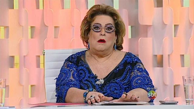 Mamma Bruschetta se emociona e revela: 'Tenho vergonha do meu corpo'