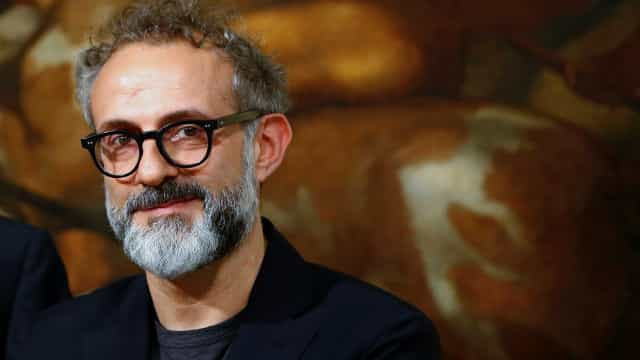 Chef Massimo Bottura abrirá restaurante 'popular' em Turim