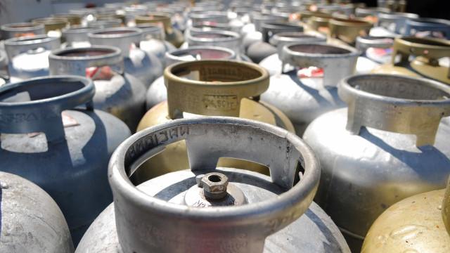 Aumento de 4,5% no gás de cozinha passa a valer neste domingo