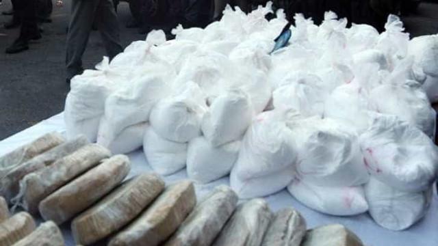Apenas 1% dos casos de tráfico da droga tem 76% das apreensões