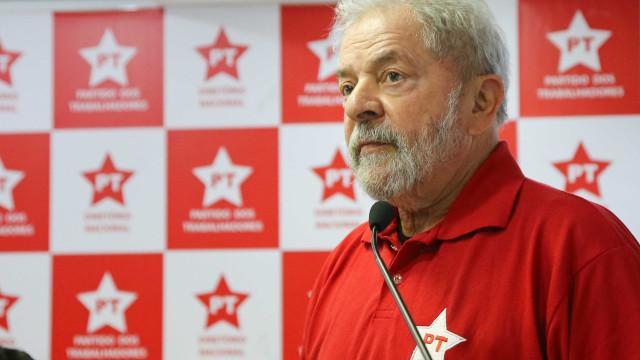 TSE pode julgar registro da candidatura de Lula nesta sexta