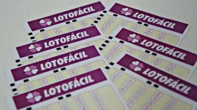 Lotofácil paga cerca de R$ 630 mil a três apostadores