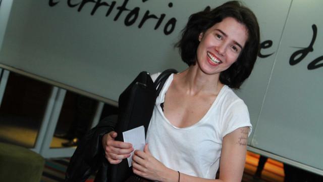 """Marjorie Estiano e Nanda Costa estream filme """"Entre Irmãs"""""""