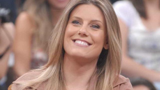Mulher de Tiago Leifert revela que mentiu para Serginho Groisman