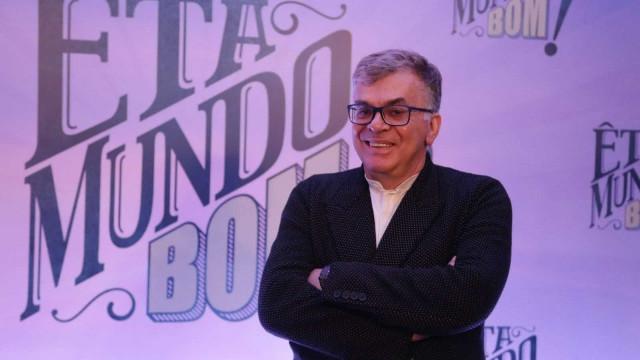 Walcyr Carrasco parabeniza Mateus Solano: 'Eterno Félix'