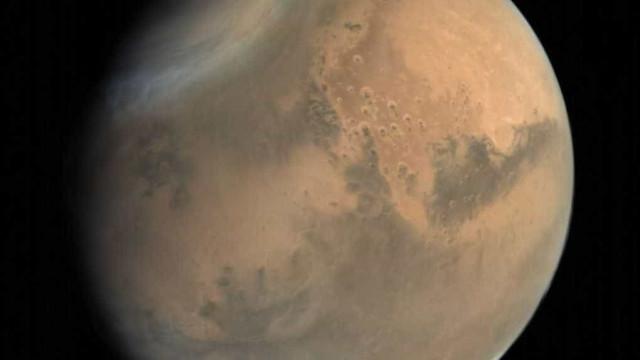 Astronautas estarão expostos a radiação em eventual viagem a Marte