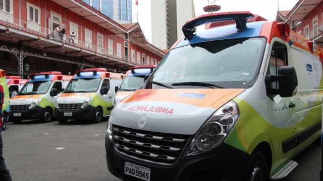 Ambulâncias do Samu terão prioridade em abastecimento de combustível