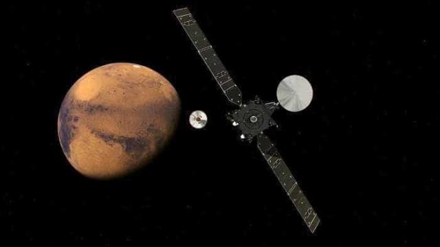 Astrônomo é alvo de chacota após confundir Marte com disco voador