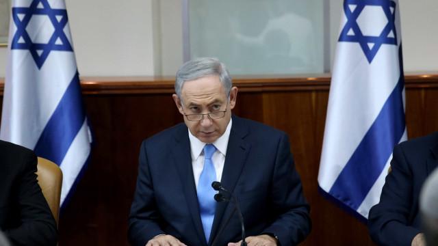 Primeiro-ministro israelense não deve vir mais à posse de Bolsonaro