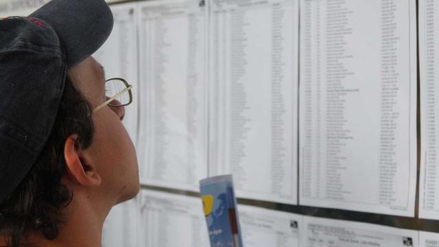 Mais de 1,5 milhão de pessoas farão Encceja neste domingo