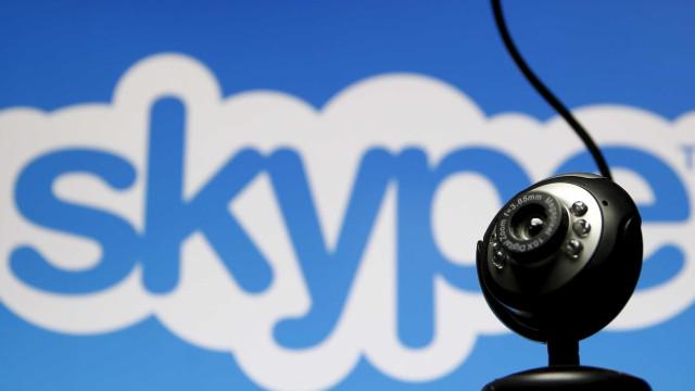 Skype passa a ter opção de gravar chamadas e videochamadas