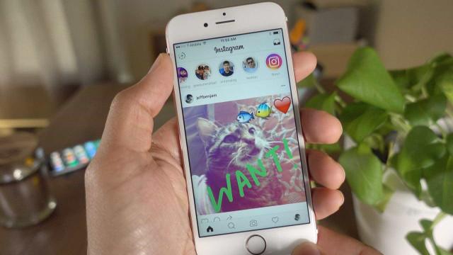 Instagram: stories serão integradas a Spotify e GoPro
