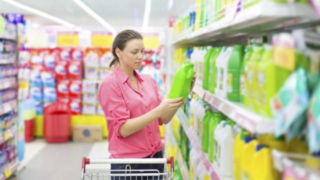 Preços em supermercados sobem 3,55% em junho