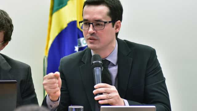 Dallagnol não descarta candidatura a cargo público