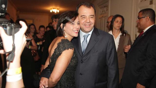 Cabral e mulher dão autorização à Justiça para leiloar bens apreendidos