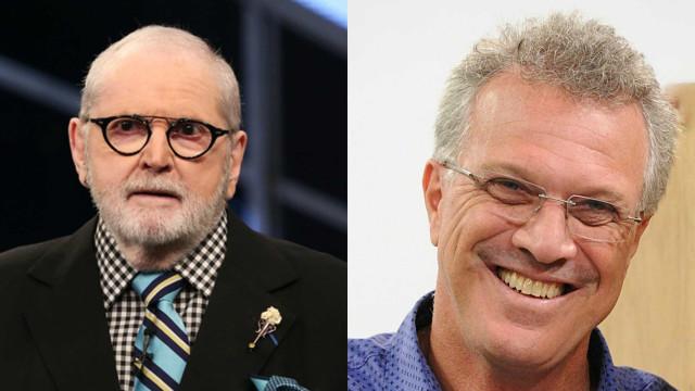 Jô Soares chora ao lembrar da morte do filho em entrevista a Pedro Bial