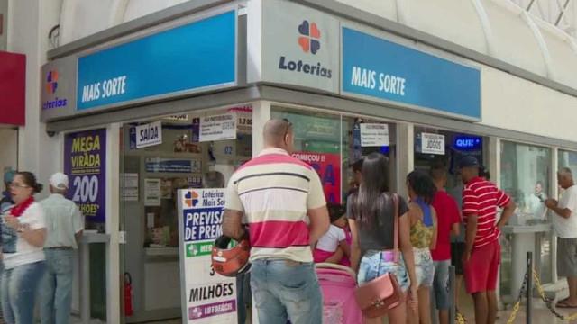 Mega-Sena pode pagar R$ 6,7 milhões nesta quarta-feira