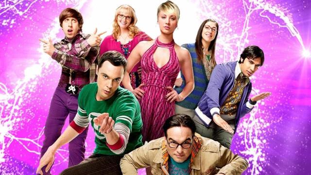 """Série """"The Big Bang Theory"""" acaba em 2019"""
