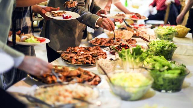 Como ajustar a alimentação nas festas de fim de ano
