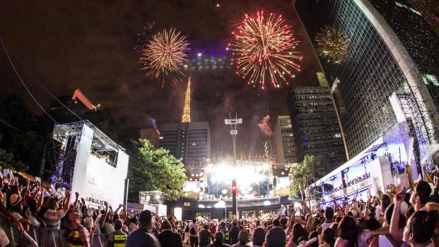 Prefeitura proíbe fogos de artifício com barulho em São Paulo