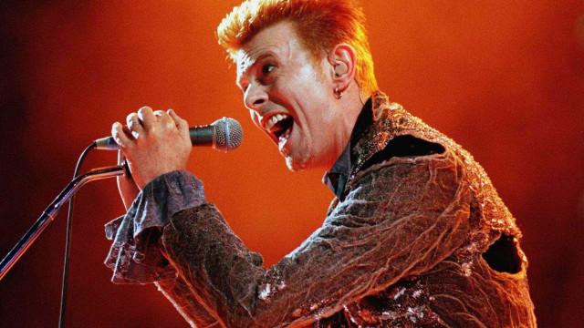 David Bowie atinge um bilhão de acessos no Spotify