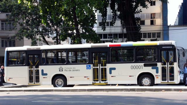 Reajuste na tarifa dos ônibus do Rio vale a partir desta quinta-feira