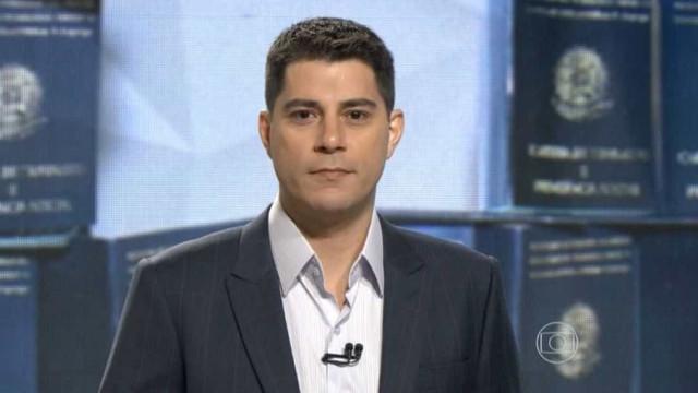 Evaristo Costa responde a brincadeira sobre ser presidente do Brasil