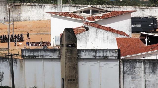 Detentos são encontrados mortos dentro de presídio de Alcaçuz