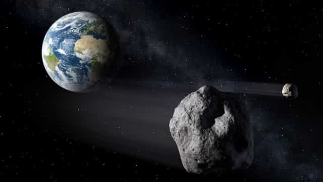 Cientistas alertam sobre grande asteroide se aproximando da Terra