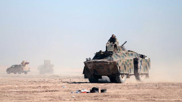 Forças Democráticas da Síria declaram libertação completa de Raqqa