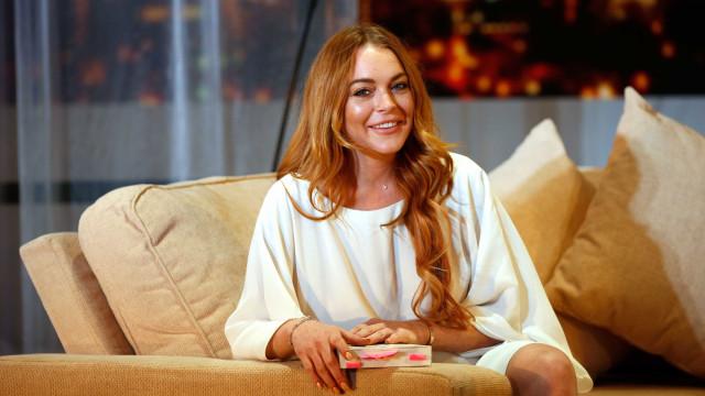 Lindsay Lohan vai ter uma ilha com o seu nome em Dubai