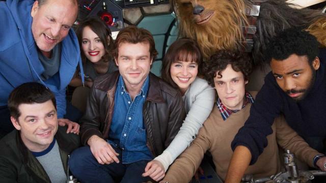 'Han Solo: Uma História de Star Wars' estreia em Cannes