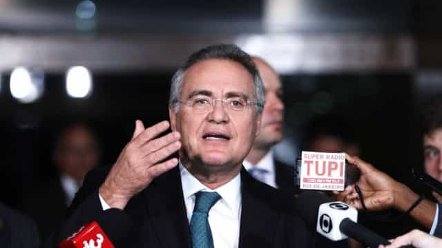 Renan quer chapa alternativa no MDB para minar Temer, diz jornal