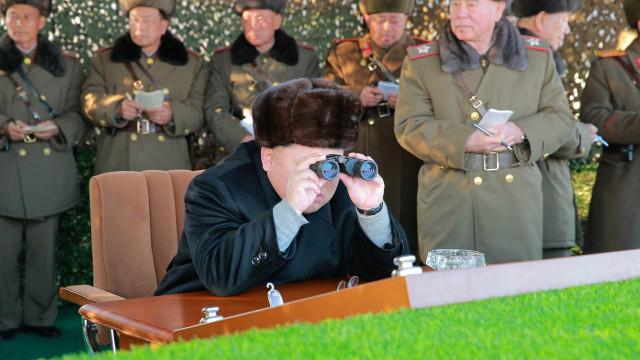 Kim Jong-un estaria ligado à previsão do fim do mundo deste sábado