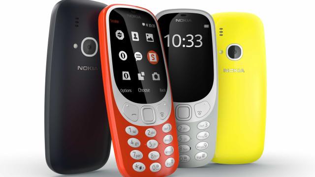 Nova versão do Nokia 3310 pode ter uma (importante) novidade