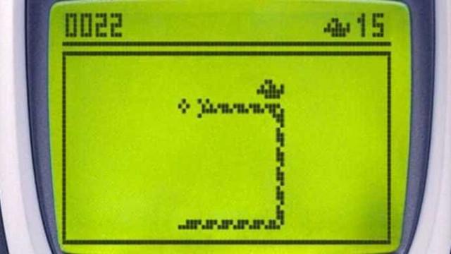 Lembra do 'jogo da cobrinha'? Agora você pode jogá-lo no Facebook