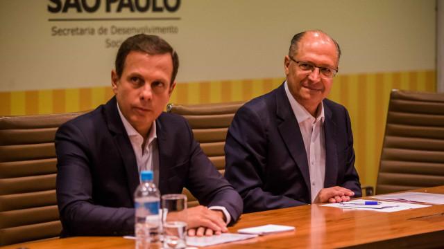 Doria tenta emplacar aliados na direção nacional do PSDB
