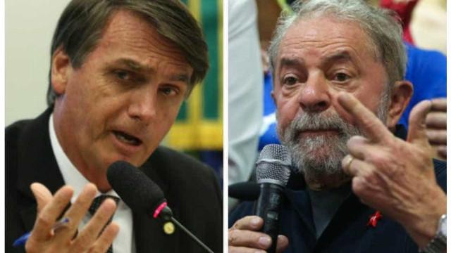 TSE adia julgamento de processos de Lula e Bolsonaro