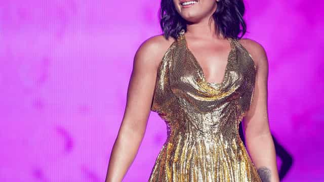 Demi Lovato anuncia 4 shows no Brasil
