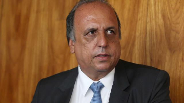 Pezão diz que Rio tem condições de combater tráfico com Forças Armadas