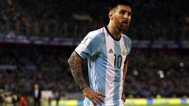 'Não tenho dúvidas que Messi voltará à Argentina', diz AFA