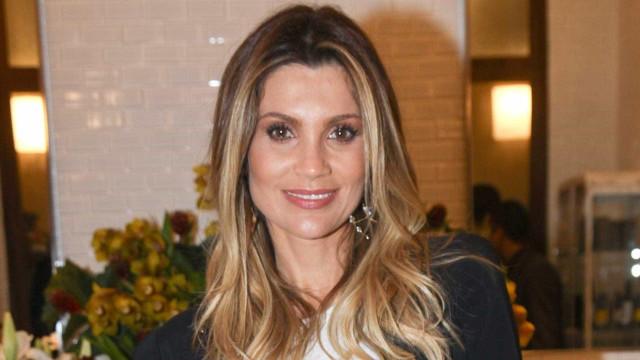 'Meu objetivo sempre foi ser atriz e não famosa', diz Flávia Alessandra