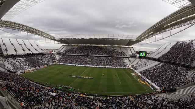 Corinthians fará treino aberto antes de semi da Copa do Brasil