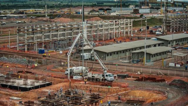 Mesmo com obras paradas, Comperj consome R$ 2,7 bi da Petrobras
