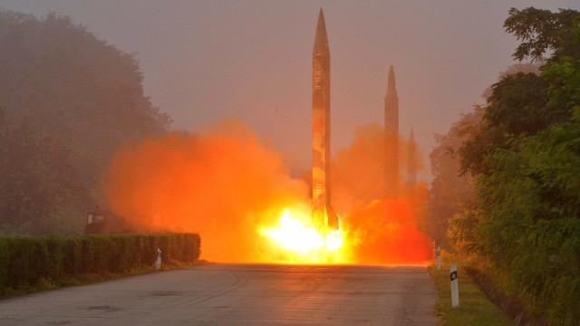 Coreia do Norte: 'Estamos prontos para eliminar os inimigos'