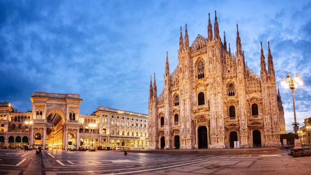 Milão denuncia brasileiro que usou drone para sobrevoar Duomo